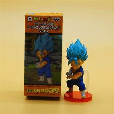 """DragonBall Z DBZ SS God Vegetto Vegito pvc statue  figure 3"""" new  w box"""