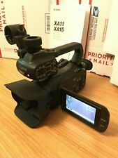 New ListingMint Canon 2218C003 Xa11 Compact Hd Camcorder - With Accessories See Description