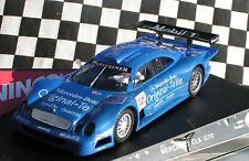 NINCO MERCEDES CLK GTR Azul #12 50174 escala 1:32 nuevo viejo Stock En Caja