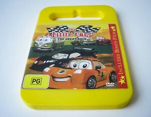 THE LITTLE CARS: THE GREAT RACE - DVD
