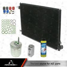 New A/C AC Condenser Kit Fits: 2000 2001 2002 Jaguar S-Type V6 3.0L V8 4.0L