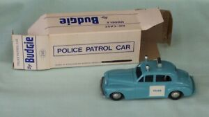 Budgie Wolseley Police Car No. 246 with Box England