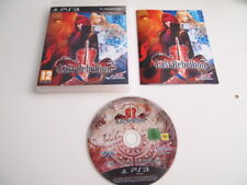 Last Rebellion - Sony Playstation 3 / PS3 - RPG NIS - PAL ESP