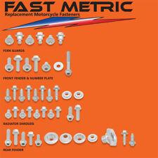 2007-2010 KTM 250 SX 2-Stroke Plastics & Body Bolt Kits-EVERY Fastener you need