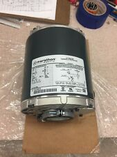 New Marathon Electric Motor 1/3 HP, 115V, 1  PH