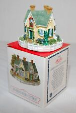 Liberty Falls Reverend Muir's Cottage Ah157 in box 1998