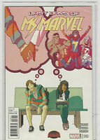 Ms Marvel #18A Marvel Comics 2014 First Print NM