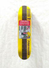 Pro Skateboard Premium Deck Canadian Maple with griptape Mini 7.25 RABBIT D28