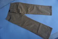 Bugatti Texas Herren Comfort Jeans stretch Hose 33/32 W33 L32 Gelb dünn TOP #8k