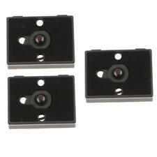 3x DSLR Tripod Quick Release QR Mounting Plate for Manfrotto 200PL-14 498RC2