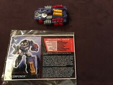 Transformers Funpub TFCC TFSS Subscription 5.0 botcon 2006 beast wars scorponok