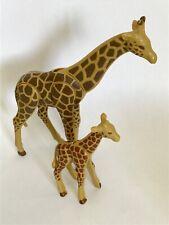 VINTAGE PLAYMOBIL Zoo Animals, GIRAFFE FAMILY, Noah's Arc, Safari, Wildlife