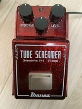 TS-808 40th LED MOD Ibanez effetor tube screamer  40th model musical instrument