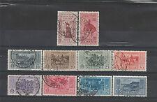 FRANCOBOLLI 1932 REGNO GARIBALDI POSTA ORDINARIA Z/4461