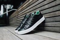 Gary Vee Shoes Court Frasco 002 KSWISS Black Leather Green Mens 7.5 Womens 9 NEW