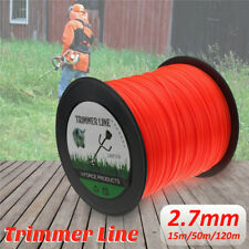 2.7mm Petrol Fuel Gas Line Pipe Hose For Trimmer Chainsaw Blower 15/5/12m