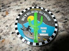 Arizona Rock N' Roll Half Marathon 2009 Tempe Race Running Finisher Medal