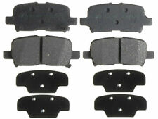 For 2001-2006 Acura MDX Brake Pad Set Rear Raybestos 51765ZX 2002 2003 2004 2005