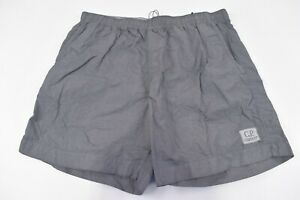 C.P. (CP) Company NWT Beachwear Boxer Swim Suit Size 48 S US In Solid Gray