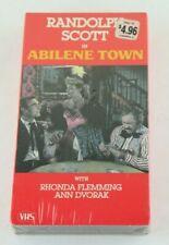 Abilene Town Randolph Scott Ann Dvorak Goodtimes Home Video 1985