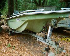 1972 Manatee 14' Bowrider & Trailer - Florida