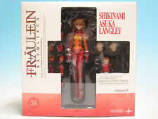 [FROM JAPAN]FRAULEIN REVOLTECH 018 Evangelion 2.0 Shikinami Asuka Langley Te...