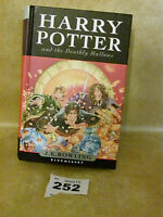 Harry Potter and the Deathly Hallows J. K. Rowling (Hardback 2007) First Edition