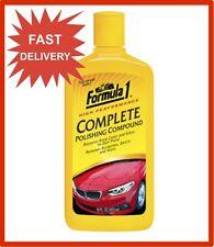 FORMULA 1 COMPLETE COMPOUND RESTORE CAR CLEAN AUTO DETAIL SHINE POLISH DIY