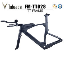 2015 Di2 Carbon Triathlon&Time Trial&TT Bike Frame&Fork TT Carbon Frameset UD 54