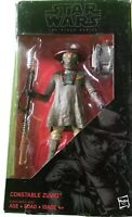 "Star Wars BLACK Series Wave 2 Force Awakens 6"" CONSTABLE ZUVIO Read"