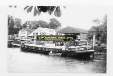 rp02418 - Excursion Ferry - Amethyst Atoll at Twickenham in 1996 - photo 6x4