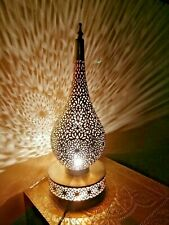Moroccan night light Table lamp Handmade brass decoration lighting Lampshade