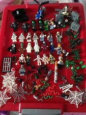 LEGO Monsters lot Minifigures Fighters Series Snake Grave Zombie Rat Spider