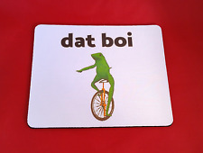 Dat Boi Meme Mouse Mat Pad PC & Laptop Gaming Funny Tumblr Reddit