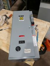 SQUARE D SIZE 1 COMBINATION MOTOR STARTER 1PH INDOOR
