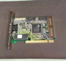 Video Card PCI 8253C/V4 FCC:J6NGD543XPCI