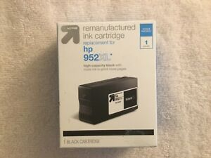 HP 952 XL BLACK Ink Cartridges Up&Up replacement cartridge