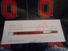 Mary Kay Lip Liner WOOD Pencil - REGAL RED Rare Discontinued