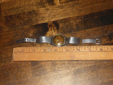 bovet watch Vintage WWII era stainless band parts repair restore