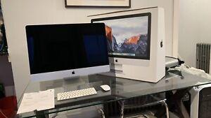 "Apple iMac 27"" 5K (Late-2015) 3.2GHz Quad Core i5, 32GB RAM 512GB SSD"