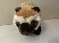 "Cabin Critters Wolverine Plush 11 1/2"" Stuffed Animal Toy"