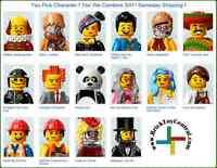 LEGO® 71004 Minifugure Series The Movie™ YOU PICK character SAME DAY ship