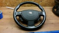 VAUXHALL CORSA C 00-06 STEERING WHEEL WITH AIRBAG & CONTROLS REF001