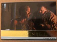 GAME OF THRONES - SEASON 7: GOLD PARALLEL BASE CARD: CARD 06