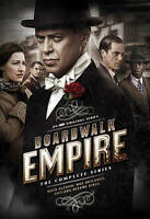 Boardwalk Empire: The Complete Series seasons 1-5 (DVD 2015 20-Disc Set) box set