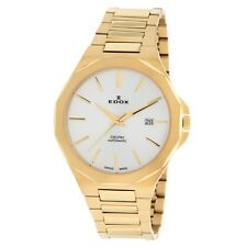 EDOX 80117 37JM AID Men's Delfin Silver Automatic Watch