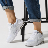 Nike Air Max Excee - CD6894-100 - Triple White - Youth 5.5 = Women's Shoe Size 7
