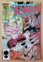 Uncanny X-Men #213, VF+ 8.5, Mister Sinister 1st appearance (In Shadow Only)