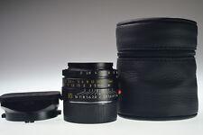 LEICA SUMMICRON M 35mm f/2 E39 ASPH. Excellent