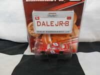 DALE EARNHARDT JR. #8 DEI LICENSE MAGNET 1/64 WINNERS CIRCLE 2007 NASCAR DIECAST